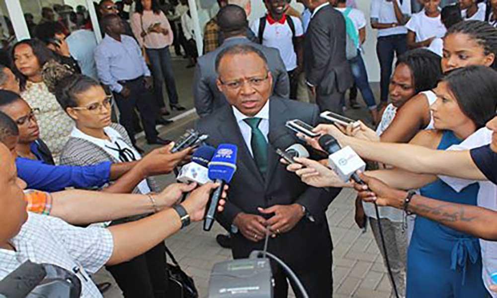 Relatório dos EUA assinala violação da liberdade de imprensa em Cabo Verde