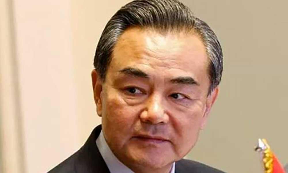 Ulisses Correia recebe Ministro dos Negócios Estrangeiros da China
