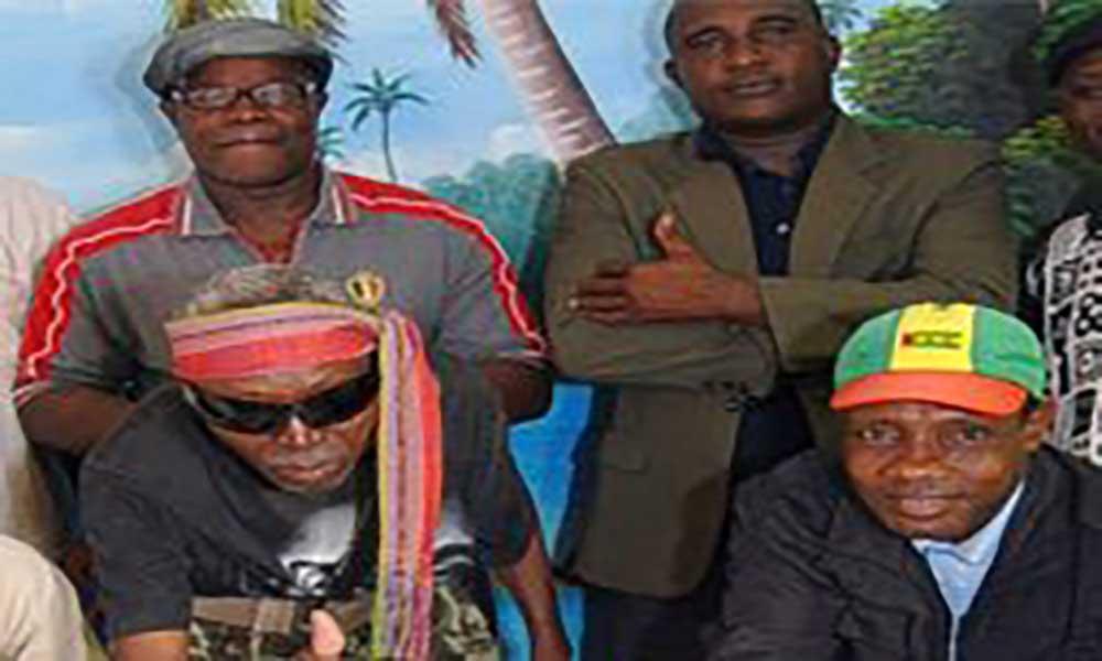 """São Tomé e Príncipe: """"Africa Negra"""" promete """"Show"""" em digressão na Europa"""