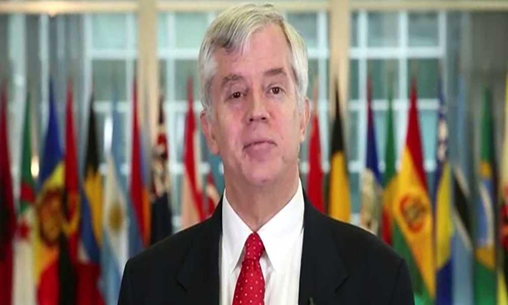 Embaixador dos EUA inteira-se do mau ano agrícola em Santa Catarina