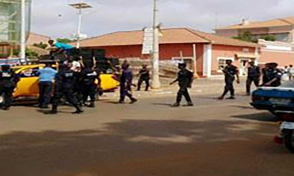 Guiné-Bissau: Confrontos entre Polícia e manifestantes