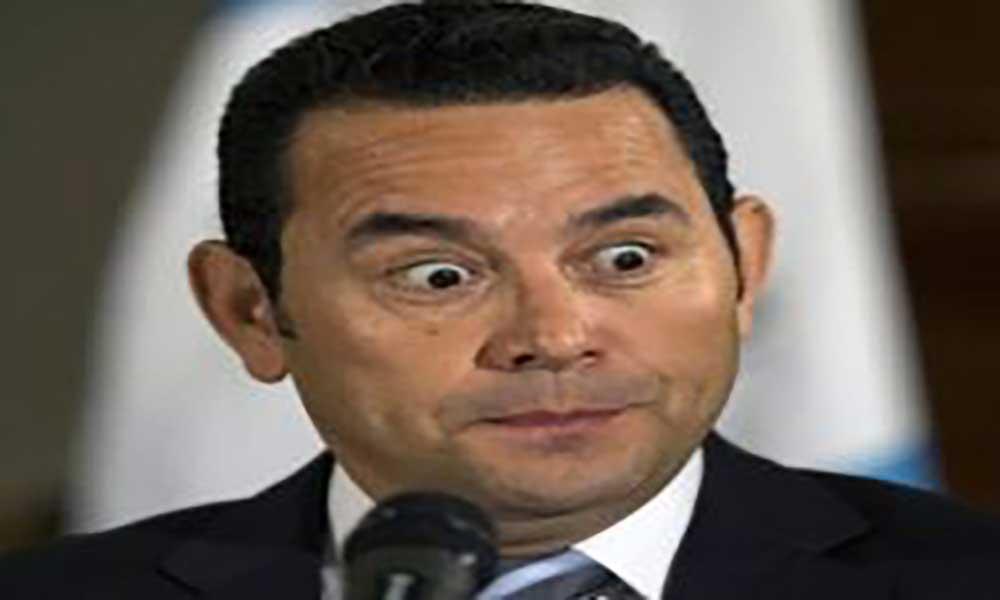 Guatemala: Familiares do PR julgados por fraude