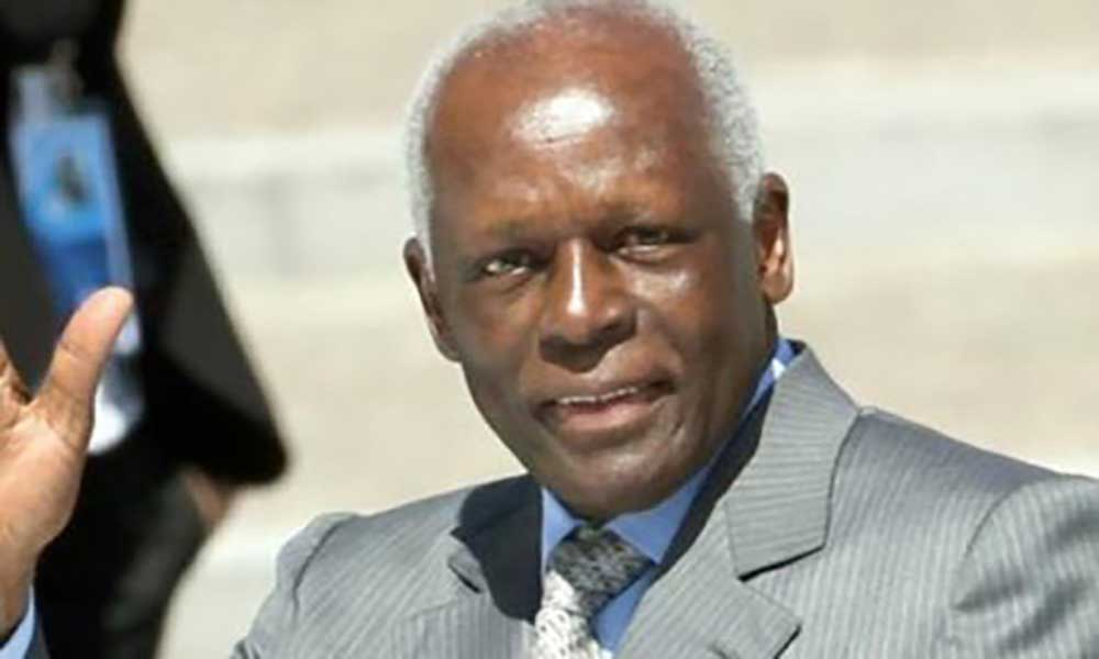 Angola: José Eduardo dos Santos deixa liderança do MPLA em Setembro