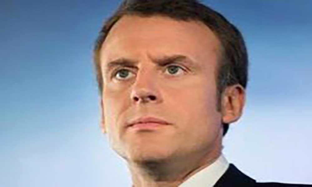 Macron já chegou aos EUA. Vai discutir Síria e Irão com Trump