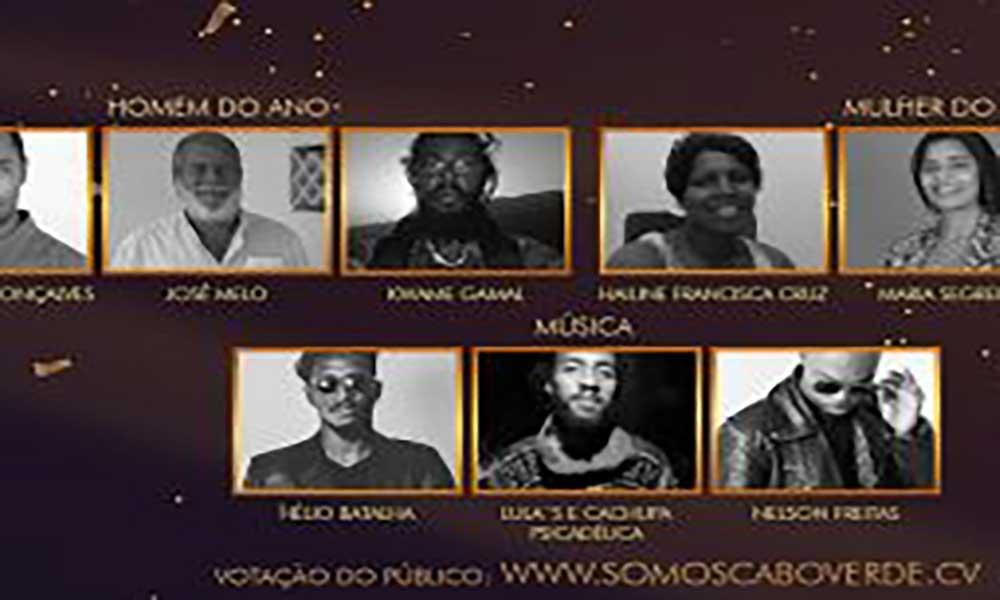 """Definidos os nomeados para as 15 categorias da III Edição do """"Somos Cabo Verde – Os Melhores do Ano""""."""