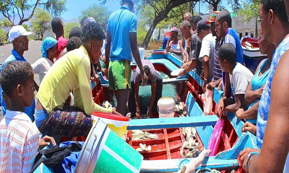Santo Antão: Redução do pescado preocupa associação de pescadores do Porto Novo