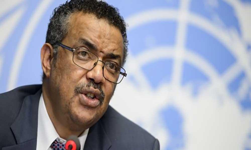 Tedros Adhanom Ghebreyesus é o novo Director-geral da OMS