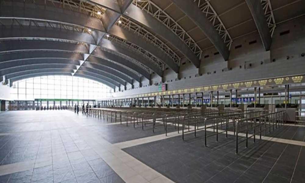 Depois de 12 anos: Macau inaugura maior terminal marítimo de passageiros