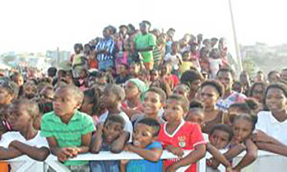 Gamboinha e Gamboa Jovem: Casa cheia no último dia do festival