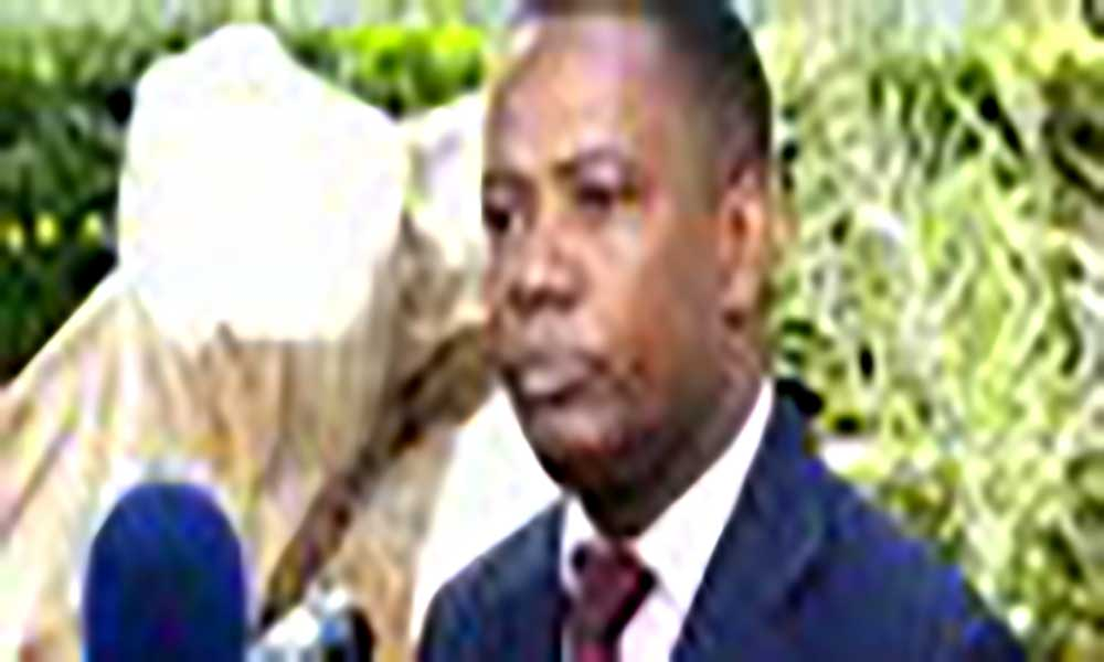 Maio: Ministro das Finanças inaugura obras de distribuição de água