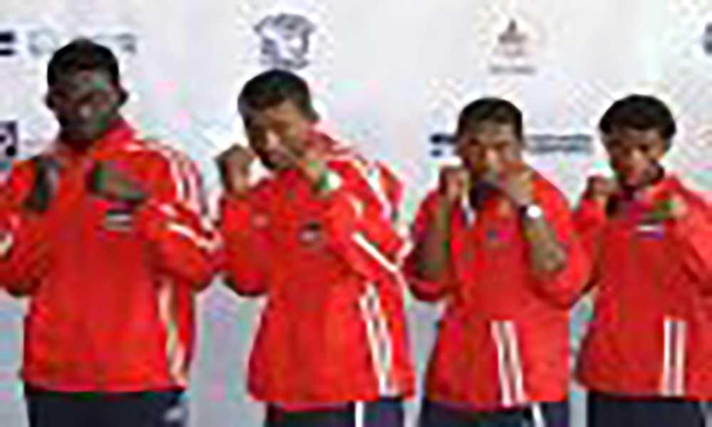 Gerson Rocha falha prata no Campeonato africano de boxe