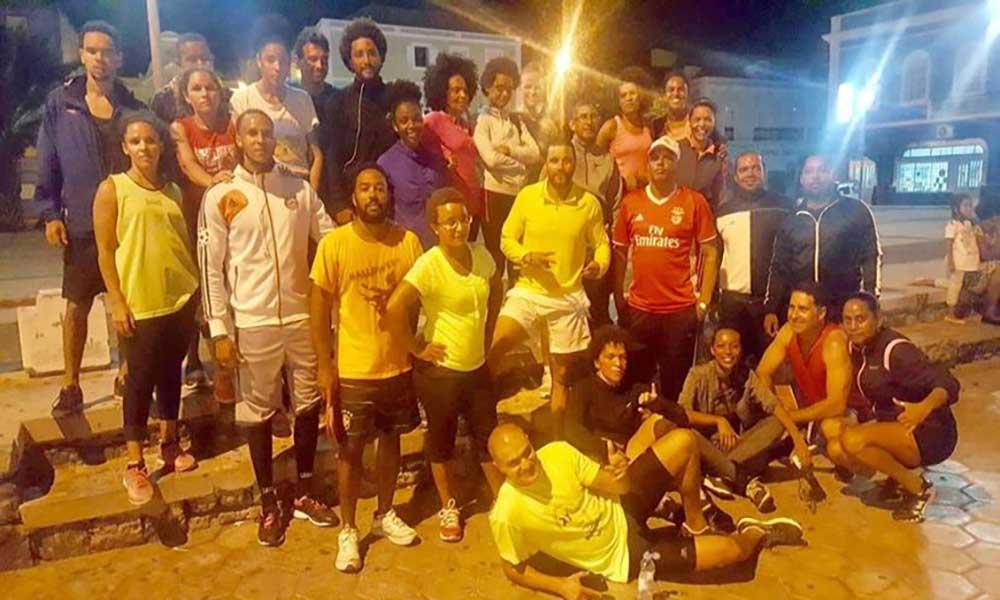 """São Vicente acolhe mais um """"Mindel Night Run & Walk"""""""