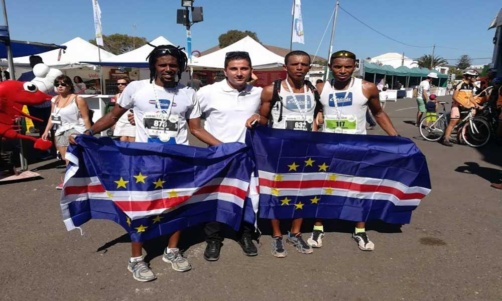 """Atletismo: Emicela Team sobe ao pódio da """"Wine Run"""" em Lanzarote"""