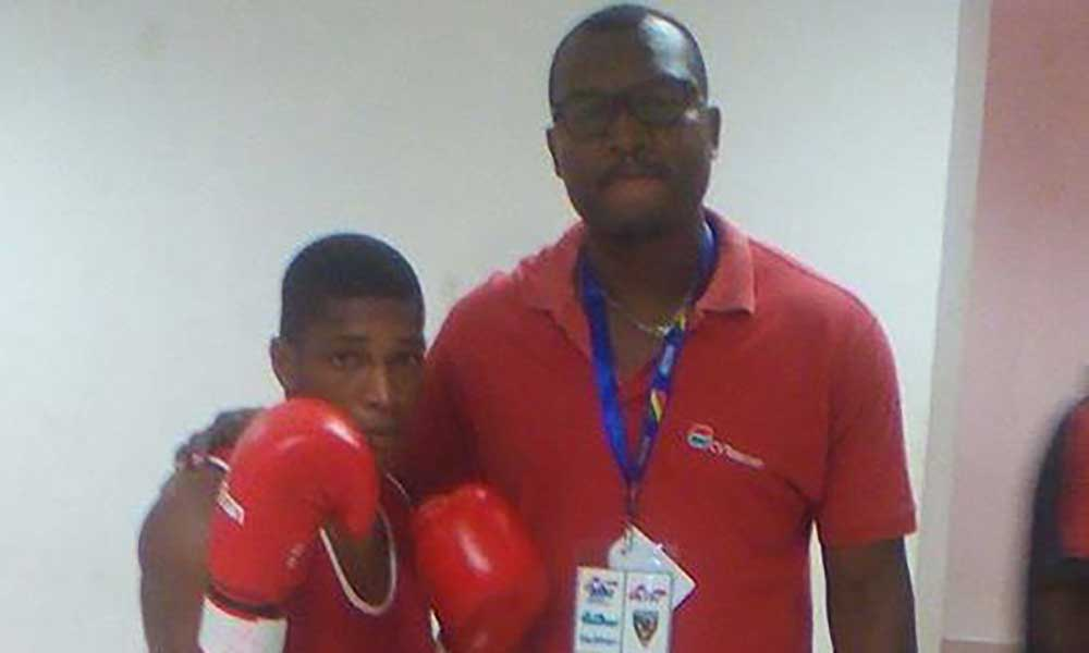 Boxe: Gerson Rocha qualifica-se para o Mundial da AIBA