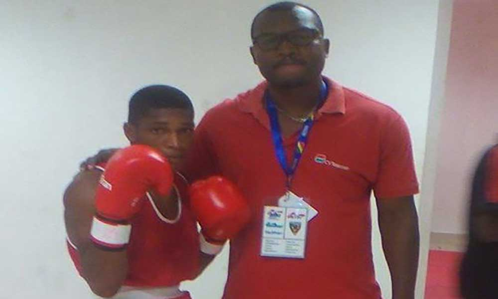 Campeonato Africano de Boxe: Gerson Rocha estreia-se a vencer