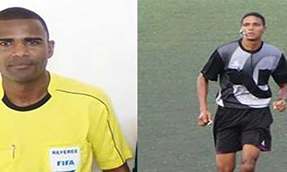Nacional de futebol: Lenine Rocha e Anacleto do Rosário dirigem jogos das meias-finais