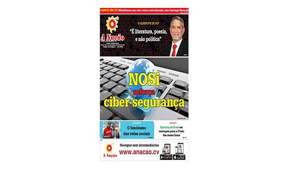 Destaques da edição 513 do Jornal A NAÇÃO