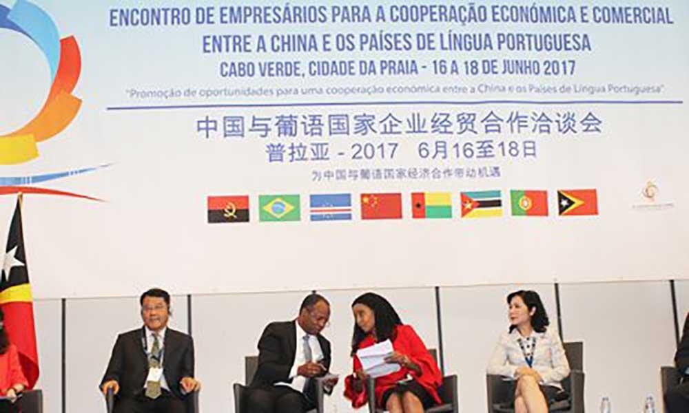 PM apela a mais investimentos chineses e da CPLP em Cabo Verde