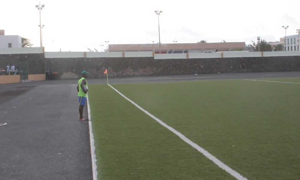 Edilidade sanvicentina pretende dotar Estádio Adérito Sena de pista sintética para atletismo