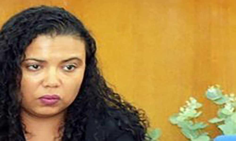Janine Lélis representa Cabo Verde na 86ª assembleia geral da Interpol