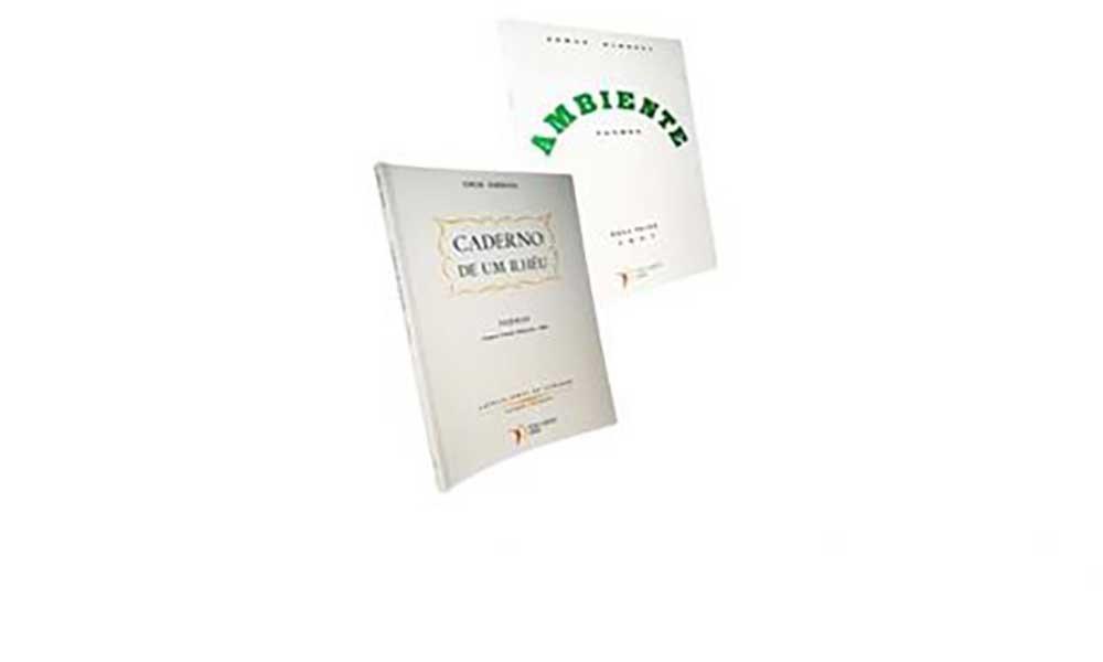 Livraria Pedro Cardoso reedita obras de Jorge Barbosa