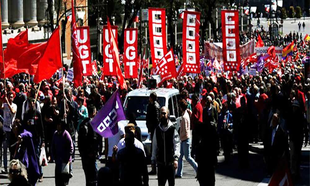 Espanha: Manifestação em Madrid para que país receba mais refugiados