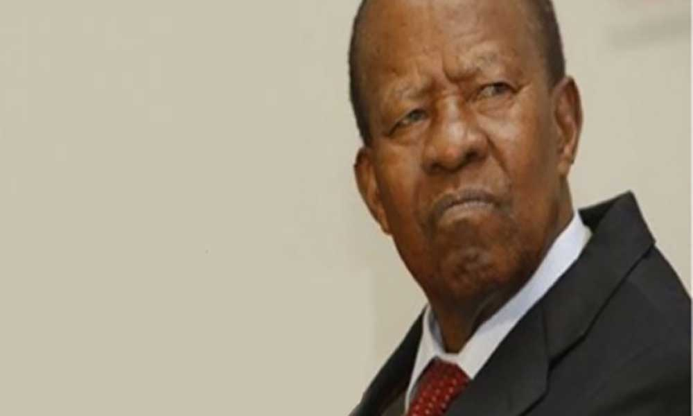 Botsuana: Antigo PR morreu aos 91 anos