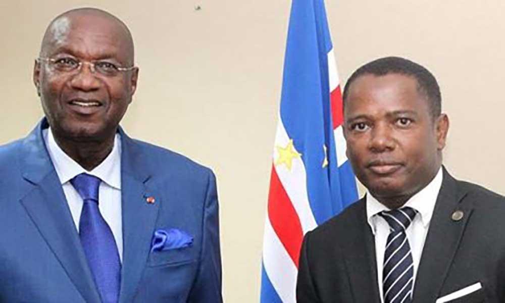 Administração Pública: Ministro marfinense conclui visita a Cabo Verde