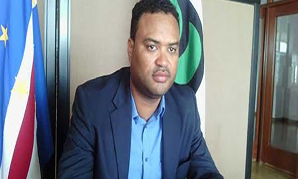 Nelson Brito em Lesotho como observador do Parlamento Pan-Africano
