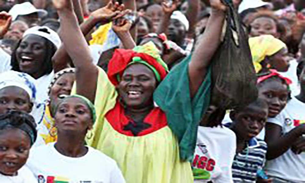 """Guiné-Bissau: Convenção do PAIGC sob o lema """"Pensar, para melhor agir"""""""