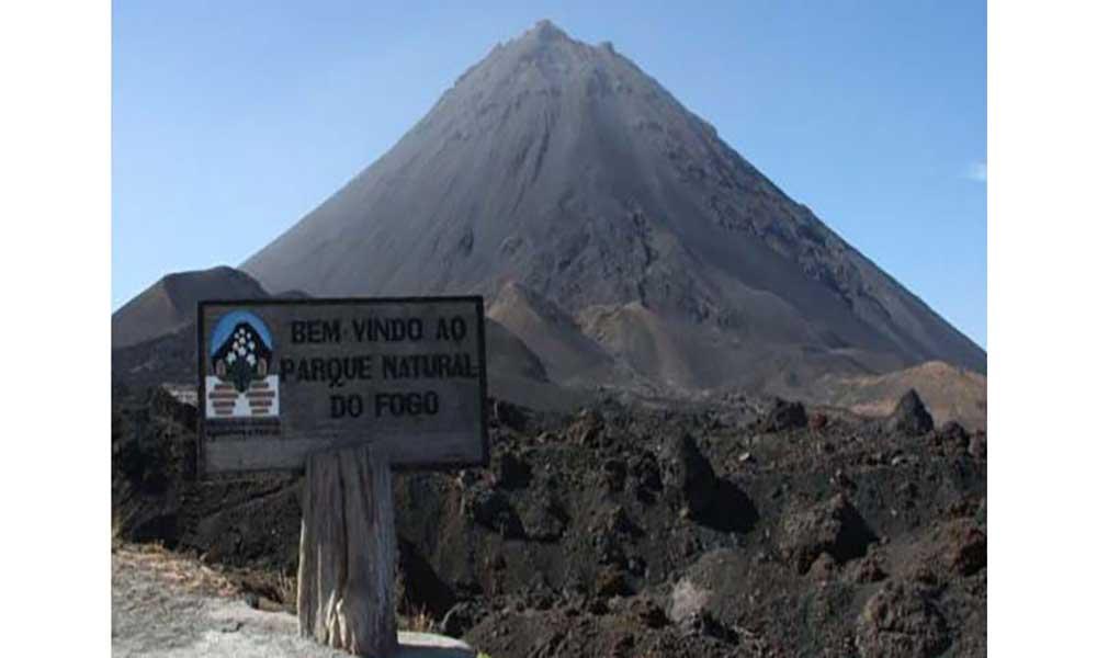 Turismo: Carta Pedestre de Parque Natural do Fogo disponível através do Google Earth