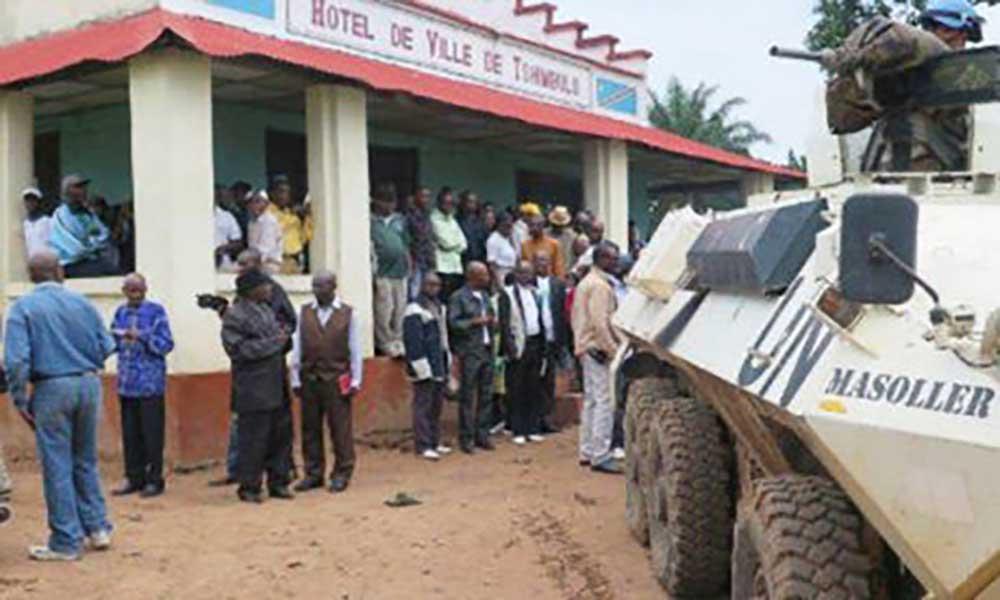 Igreja Católica alerta para onda de violência na RD Congo