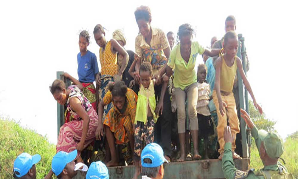 Angola: Centro para refugiados congoleses receberá milhares de pessoas