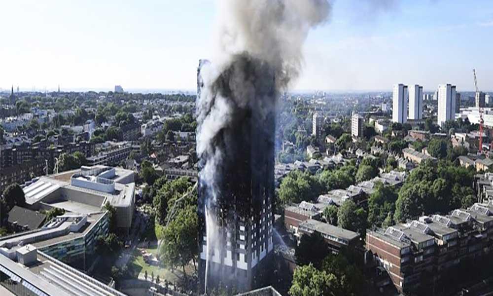 Reino Unido: Vítimas mortais do incêndio poderão não ser identificadas