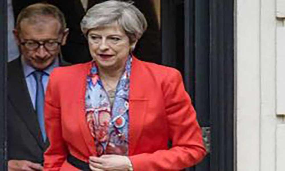 Reino Unido: May considera urgente negociar novo acordo de segurança com a UE