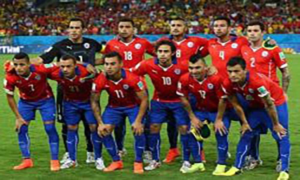 Taça das confederações: Chile é o adversário de Portugal nas meias-finais