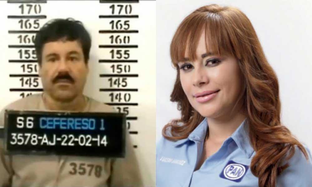 México: Ex-namorada de El-Chapo detida junto à fronteira