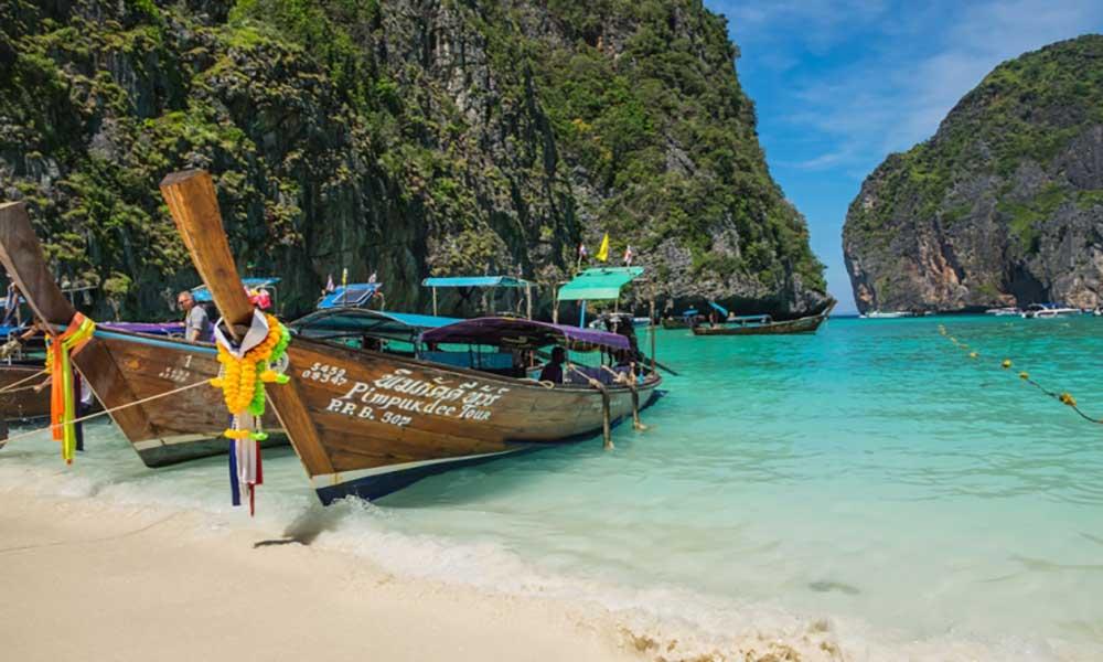 Tailândia encerra temporariamente parques naturais