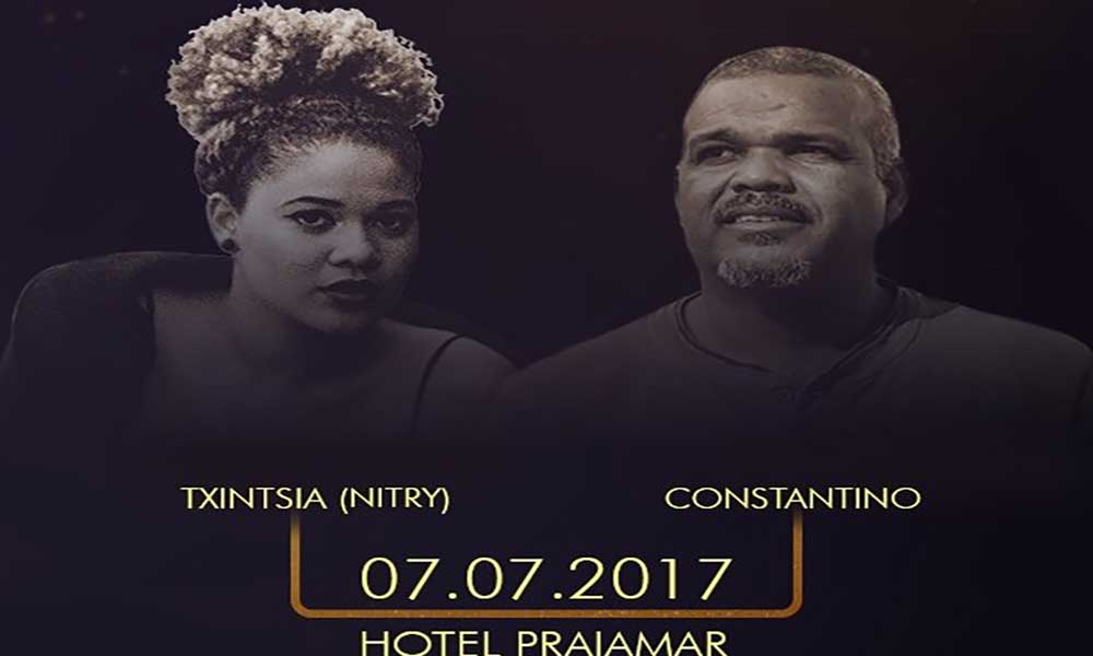 Somos Cabo Verde: Constantino Cardoso e Nitry compõem quarto dueto improvável
