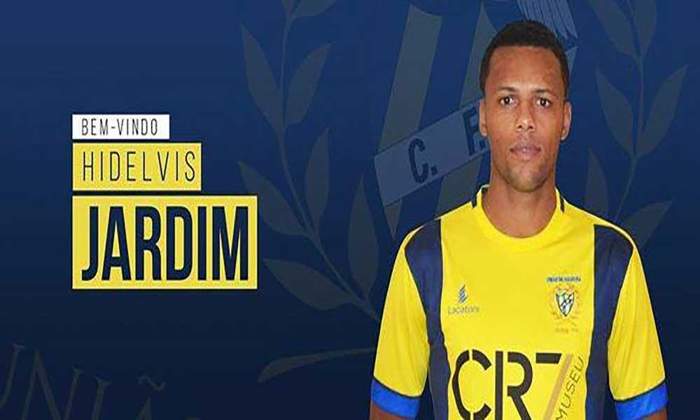 Futebol: Hidelvis assina por três épocas com o União da Madeira