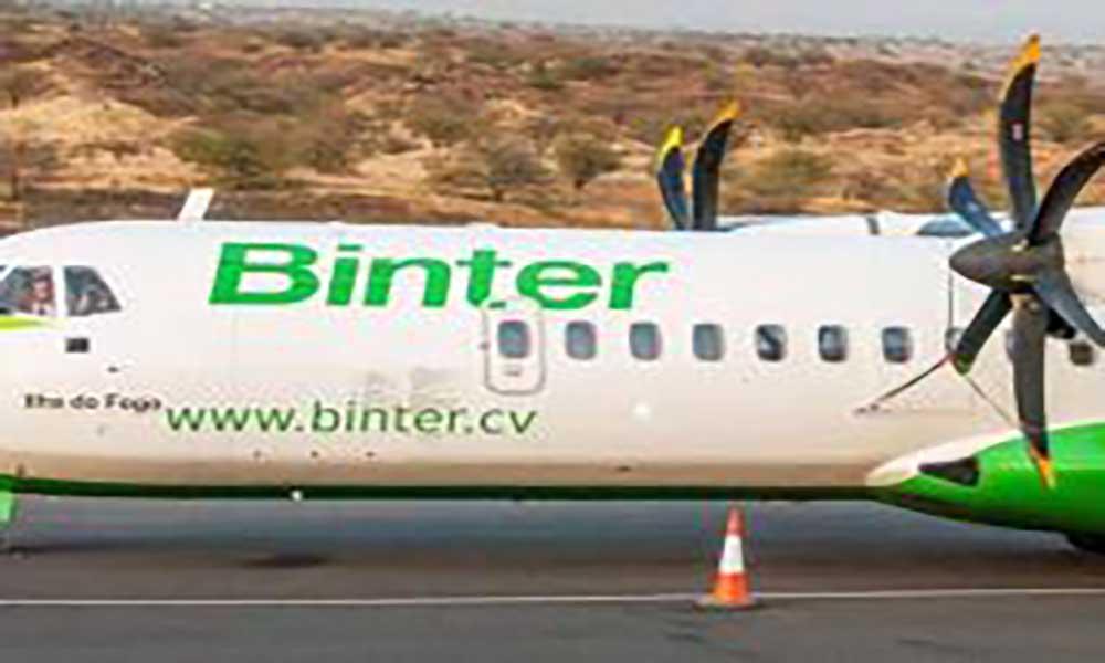 Última hora: Binter CV volta a repor venda de bilhetes