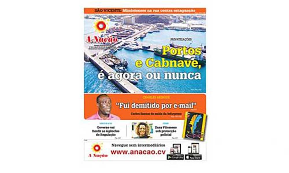 Destaques da edição 514 do Jornal A NAÇÃO