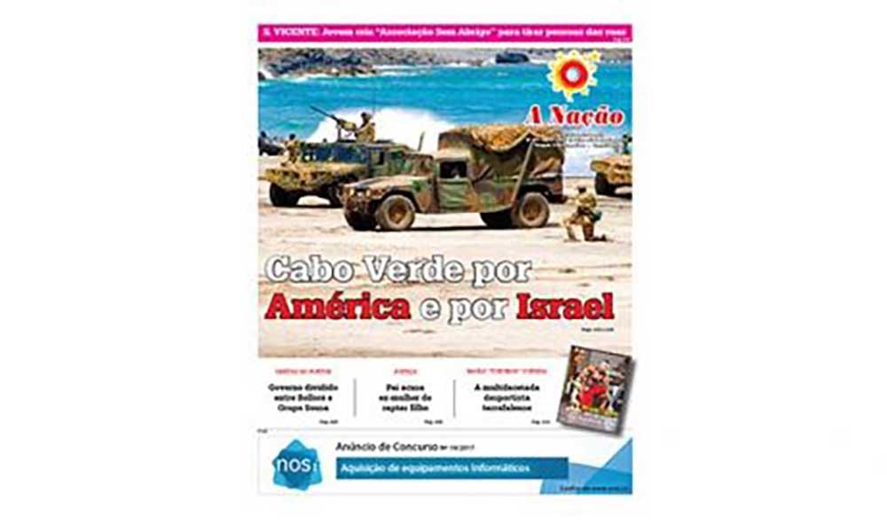 Destaques da edição 517 do Jornal A NAÇÃO