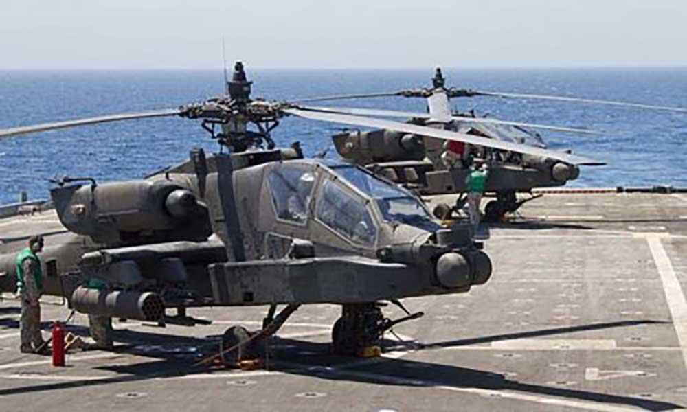 Militares norte-americanos vão apoiar Cabo Verde na fiscalização da ZEE
