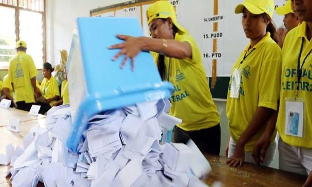 """União Europeia: Legislativas em Timor foram """"credíveis, transparentes e bem organizadas"""""""