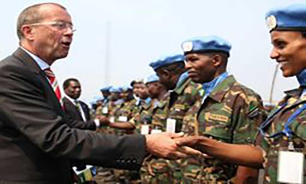 RDCongo: ONU reforça participação política de mulheres em iniciativas de paz