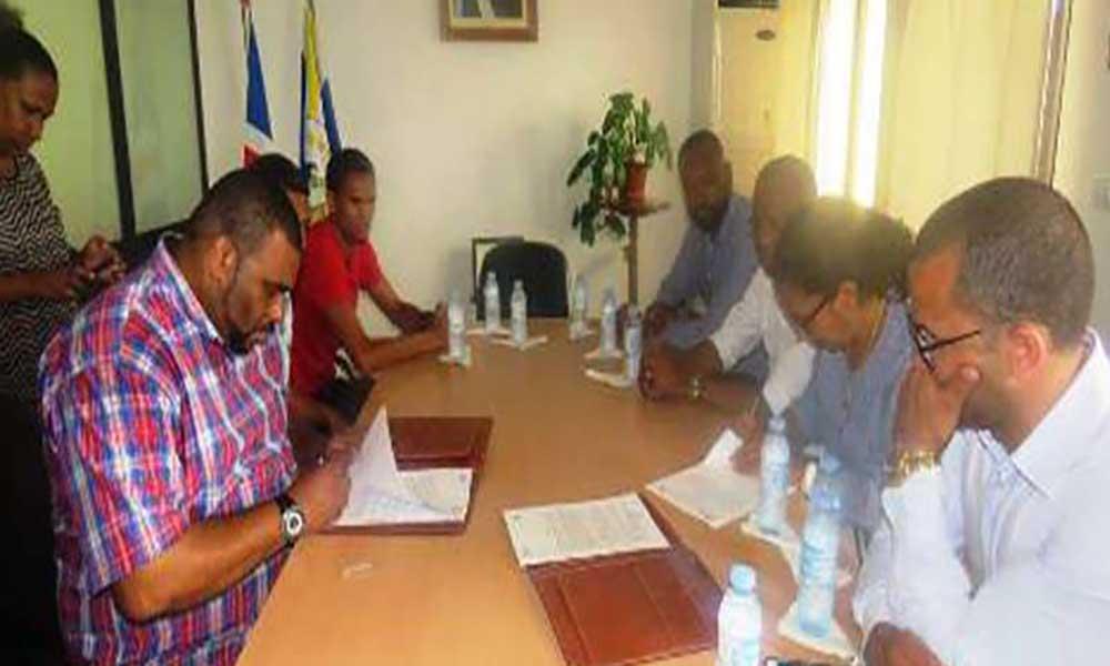 São Nicolau: Câmara do Tarrafal e Governo assinam protocolo de cedência de espaço