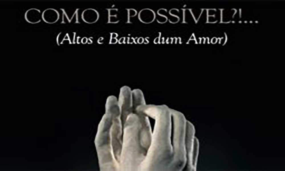 """Tomé Varela lança obra poética """"Como é Possível? (Altos e Baixos dum Amor)"""" na capital"""