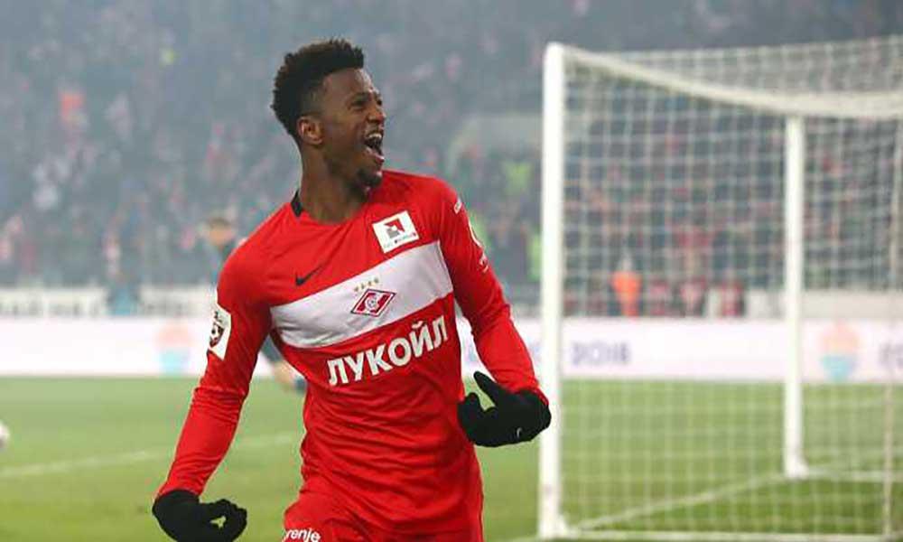 Spartak Moscovo multado por insultos racistas dos adeptos
