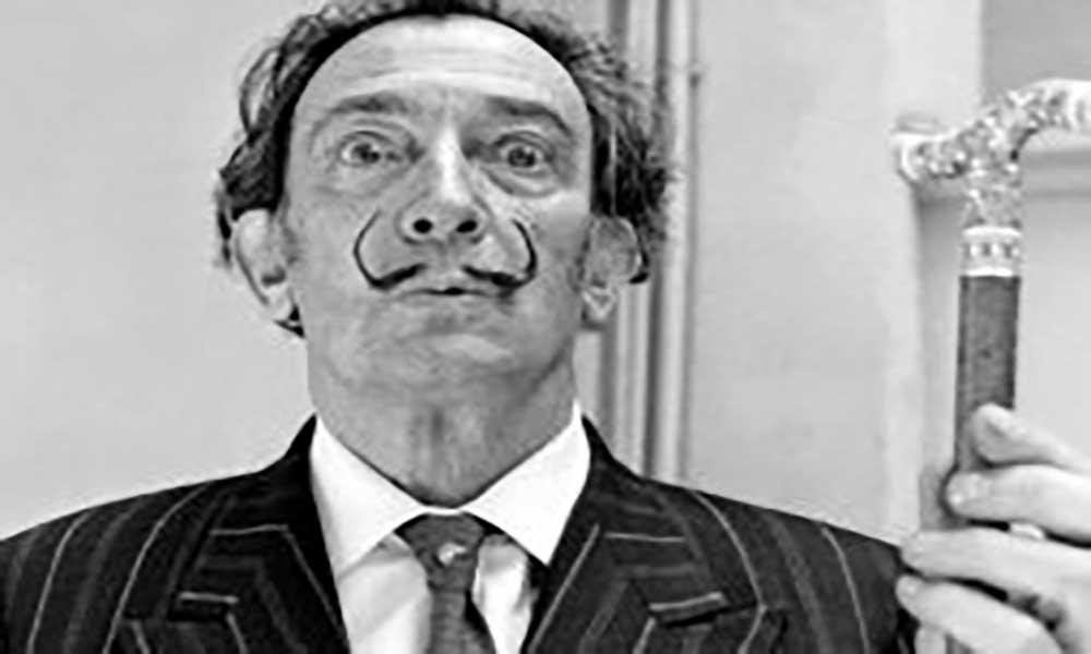 Espanha: Bigode de Salvador Dalí continua intacto, 28 anos após a morte